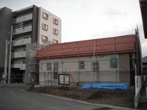 田村様邸 構造見学会